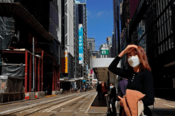 A Covid Perspective: Hong Kong